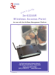 3e Technologies International 3e-522AW User Manual