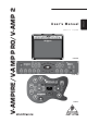 Behringer V-Ampire User Manual