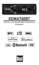 Source - Dual DC535Bi Installation & Owner's Manual [Page 3] on