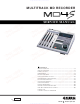 Yamaha MD4S Service Manual