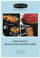 Rangemaster Classic 110 Gas User's Manual & Installation Instructions