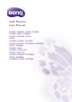 BenQ GL950A User Manual