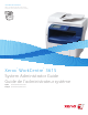 Xerox WorkCentre 3615 System Administrator Manual