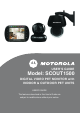 Motorola SCOUT1500 User Manual