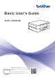 Brother DCP-J562DW Basic User's Manual