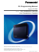 Panasonic KX-TDA200 Programming Manual