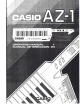 casio AZ-1 Operation Manual