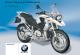BMW R 1200 GS Rider's Manual