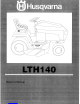 Husqvarna LTH140 Owner's Manual
