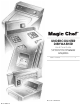 Magic Chef CDB4000 Use & Care Manual