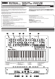 Korg minilogue Quick Start Manual