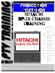 Hitachi 51SWX20B Training