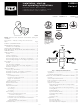 Bryant 355MAV Installation, Start-up, And Operating Instructions Manual