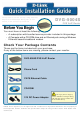 D-Link DVG-5004S Quick Installation Manual