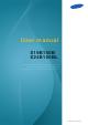 Samsung S19B150B User Manual