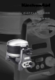 KitchenAid KPWB100 Instructions And Recipes Manual