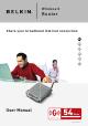 Belkin F5D7230-4 User Manual