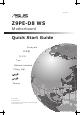 Asus z9pe-d8 WS Quick Start Manual
