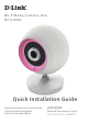 D-Link DCS-820L Quick Installation Manual