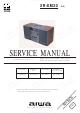 Aiwa XR-EM20 Service Manual