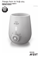 Philips AVENT scf356 User Manual