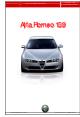 Alfa Romeo 159 Training Material