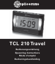 Amplicomms TCL 210 Travel Operating Instructions Manual