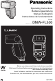 Panasonic DMW-FL500 Operating Instructions Manual