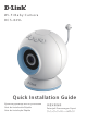D-Link dcs-825L Quick Installation Manual