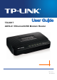 TP-Link TD-8817 User Manual