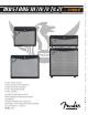 Fender Mustang III Quick Start Manual