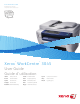 Xerox WorkCentre 3045 User Manual