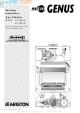 Ariston microGenus 23 MFFI Servicing Instructions
