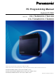 Panasonic KX-TDA50 Pc Programming Manual