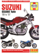 Suzuki GS500E TWIN Service And Repair Manual