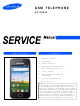 Samsung GT-S5830 Service Manual