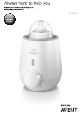 Philips AVENT SCF355 Manual