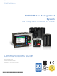 GE MM300 Manual