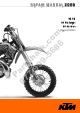KTM 50 SX Repair Manual