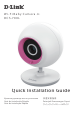 D-Link dcs-700l Quick Installation Manual