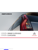 CITROËN Grand C4 Picasso Owner's Handbook Manual