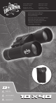EDU SCIENCE 10x40 BINOCULARS Instruction Manual