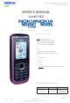 Nokia 1680 - Classic Cell Phone Service Manual