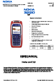 Nokia Cellphone 3220 Service Manual