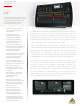 Behringer x32 Product Information