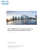 Cisco BUSINESS SERIES Installation Manual