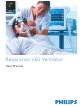 Philips Respironics V60 User Manual