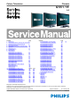 Philips 32PFL8605H/12 Service Manual