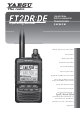 Yaesu FT2DR Operating Manual