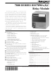 Honeywell 7800 SERIES Manual